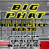 Thumbnail SAMPLE CD DUBSTEP DRUM LOOPS- BIG PHAT 100 DUBSTEP LOOPS