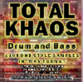 Total Khaos DnB Khaos 1100 Loops And Samples
