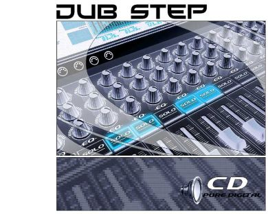 Product picture SAMPLE CD DUB STEP - PURE DIGITAL -NEW