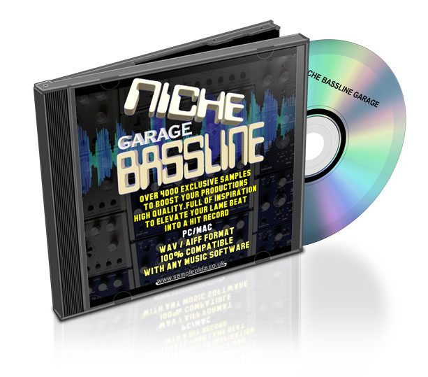 Product picture 800 ESSENTIAL NICHE BASSLINE SAMPLES FOR MUSIC PRODUCTION